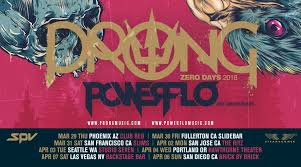 Prong, Powerflo tour poster
